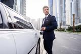 Businessman portrait - 203808924