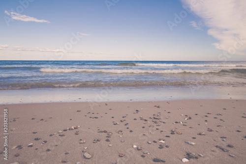 Foto Murales View of the Baltic sea