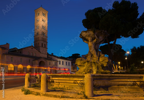 Kościół w Rzymie