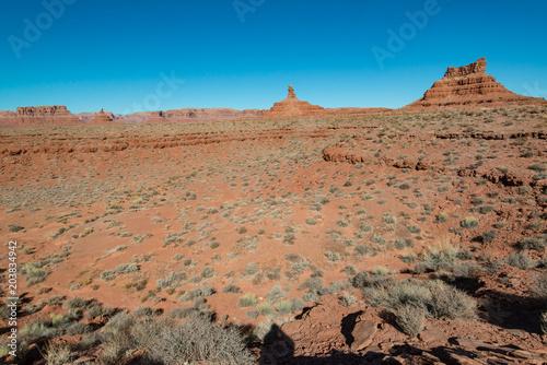 Plexiglas Zalm Southern Utah Landscapes