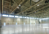 Large empty space in hangar - 203836750