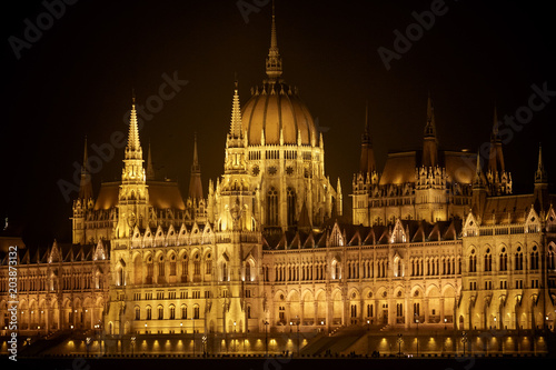 Canvas Boedapest Parliament, Budapest