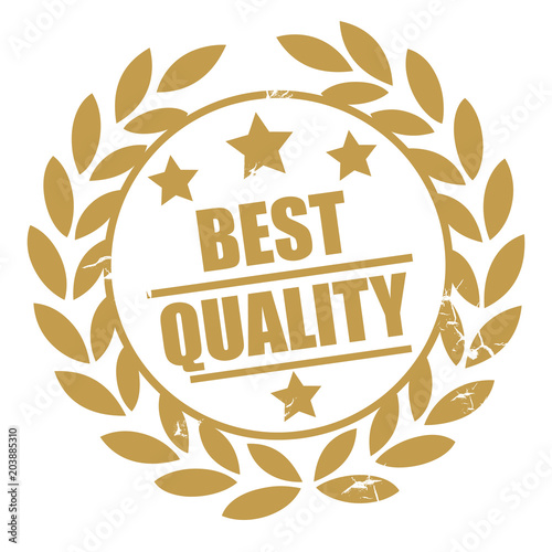 Golden vector best quality stamp © Trueffelpix