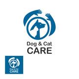 dog and cat logotype - 203902316