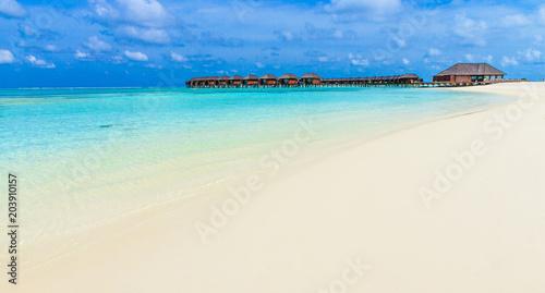 sea in Maldives