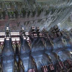 Alien City Fractal