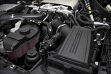 Detail of the car engine - 203934534