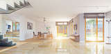 modern home interior - 203943367