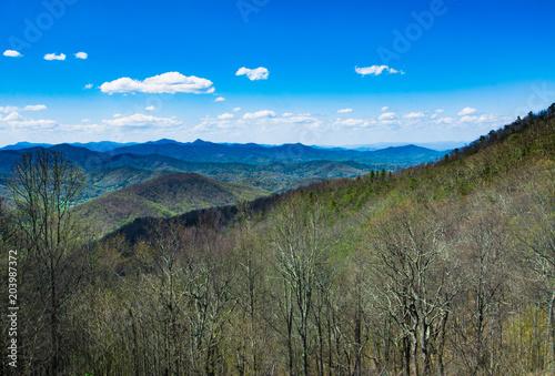 Aluminium Khaki Blue Ridge Mountains, North Carolina