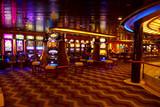Slot machines of the casino - 203994753