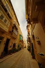マルタ島の街並み © picture