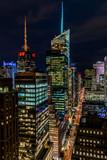 Midtown Skyscrapers in New York