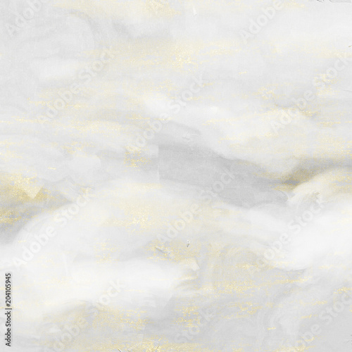 Hand painted oil paint colorful textured background, backdrop - 204105945