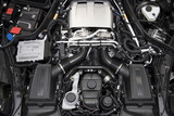 Detail of the car engine - 204108394