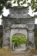 A gateway in the Truong Sanh Residence in the Imperial City, Hue, Vietnam