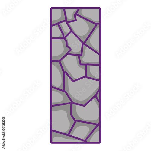 Fototapeta wall texture stone block architecture