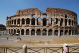 Colosseum; Colosseum; Rome; Colosseum; amphitheatre; historic site; ancient roman architecture; landmark - 204247726