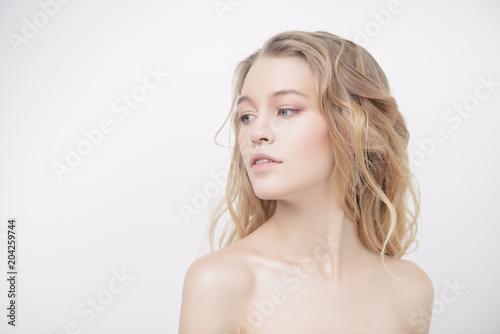 Leinwanddruck Bild natural beauty concept