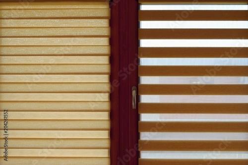 Wałek okienny, system duo dzień i noc, detal