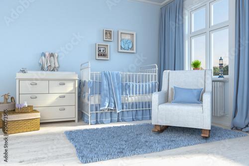 Kinderzimmer, Spielsachen, Spielzeug, Junge, Baby, Kind