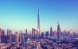 Dubai skyline, United Arab Emirates - 204287935