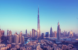 Dubai skyline, United Arab Emirates - 204287935