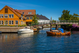 Kristiansand in the Summer. Picture of the beautiful colours of Kristiansand in the summer. These pictures were taken in 2015.  - 204322147