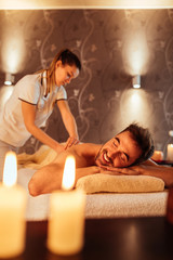 This massage is heavenly © bernardbodo