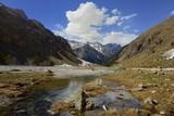 Caucasus valley