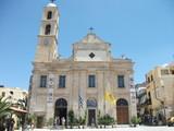 Cattedrale dei Tre Martiri, Chania. Creta