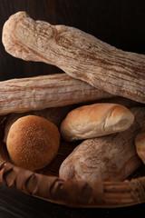 typical Italian bread