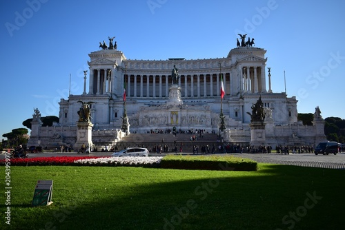 Monument à Victor-Emmanuel II - Rzym