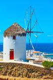 Windmilll in Mykonos - 204405389