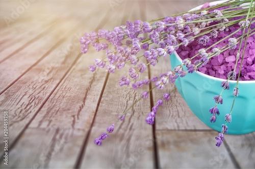 Aluminium Lavendel Lavender.