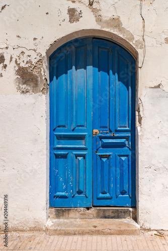 Błękit Essaouiry