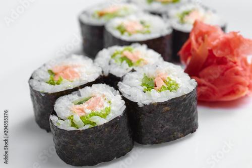 Aluminium Sushi bar tasty sushi