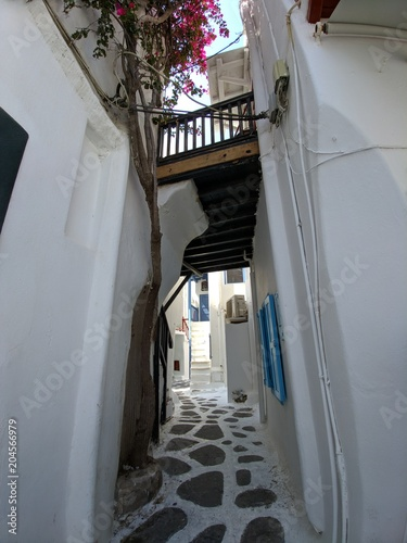 Mykonos, Greece © fabioscrima