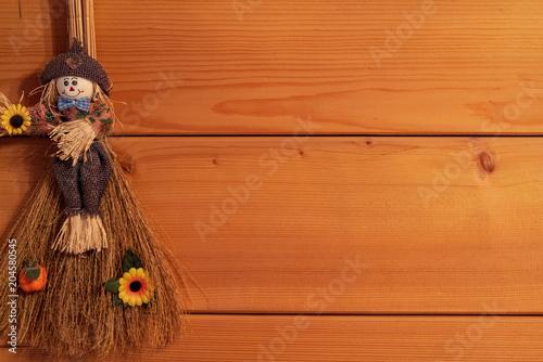 Plexiglas Bamboe Puppe