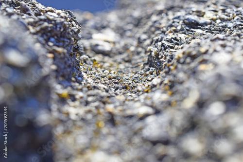 Fotobehang Stenen Rock