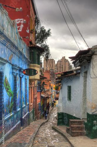 Fototapeta Bogota, Colombia