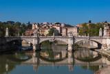 Pont Victor Emmanuel II - Rome - 204640106