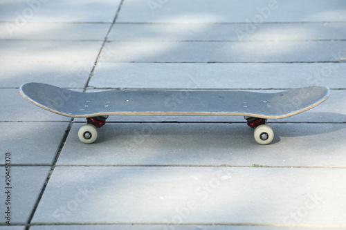 Plexiglas Skateboard skate