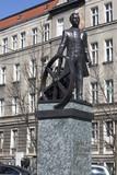 The sculpture of Hipolit Cegielski
