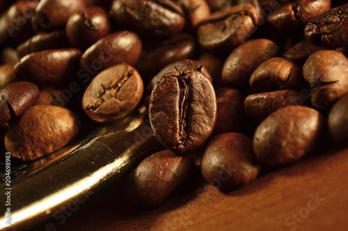 Canvas Koffiebonen coffee beans