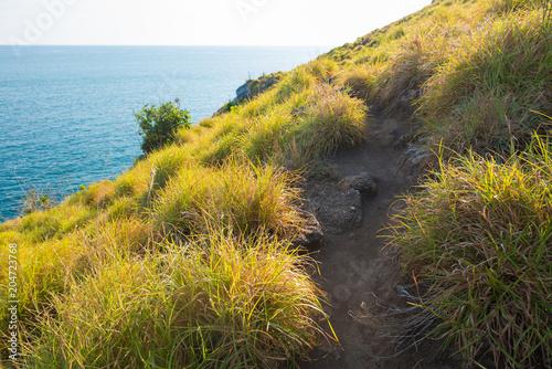 Fotobehang Landschappen Beautiful landscape of Krating Cape, Nai Harn beach, Phuket, Thailand