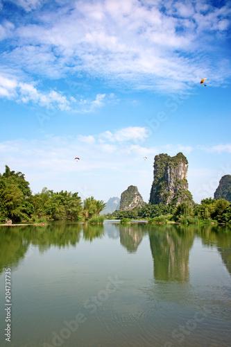 Aluminium Guilin Li River