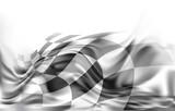 race flag  background vector illustration - 204800183