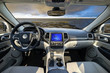 interior of a luxury car, travel concept and adventure