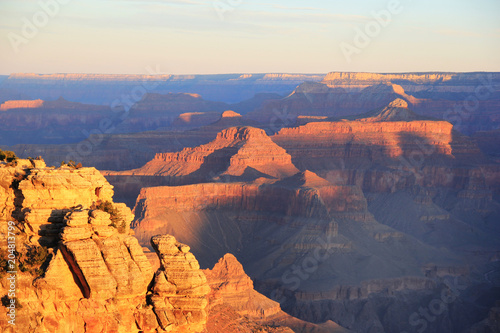 Canvas Arizona Grand Canyon National Park