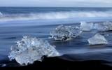 Paysage de glacier et iceberg en islande © jerome33980